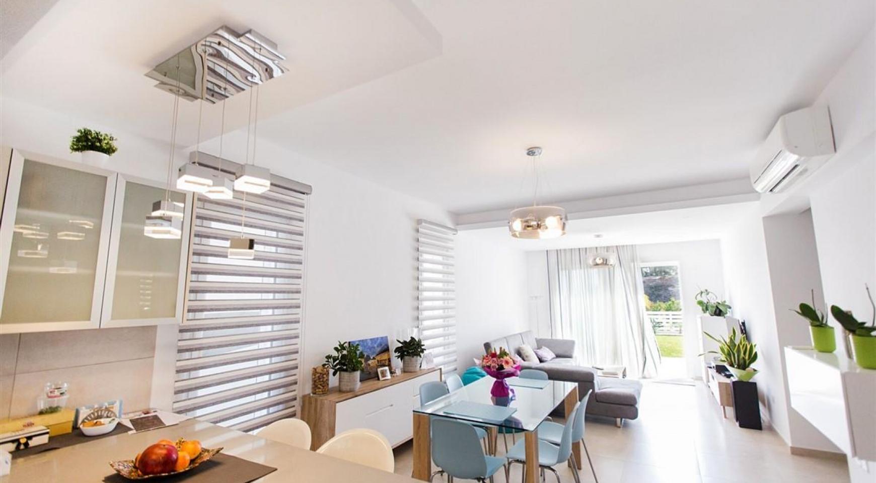 Modern 3 Bedroom Villa with Sea Views in Mouttagiaka Area - 19