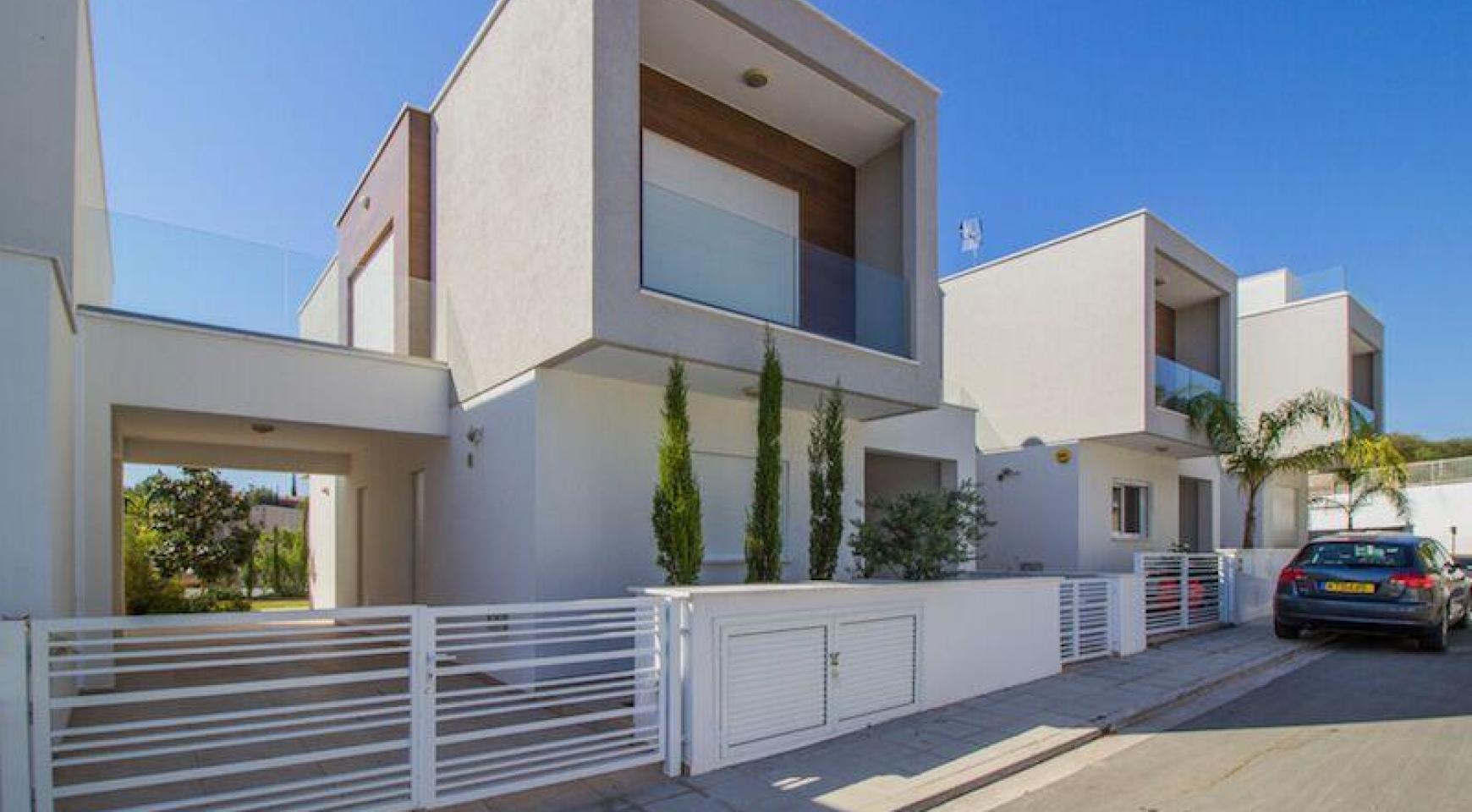 New 3 Bedroom Villa in Ipsonas Area - 3