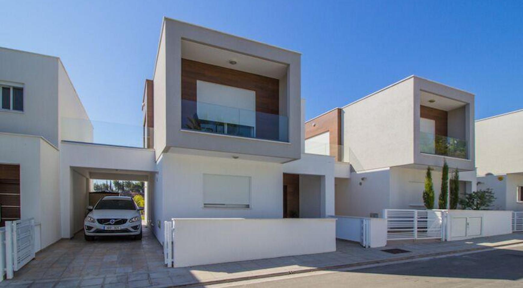 New 3 Bedroom Villa in Ipsonas Area - 1