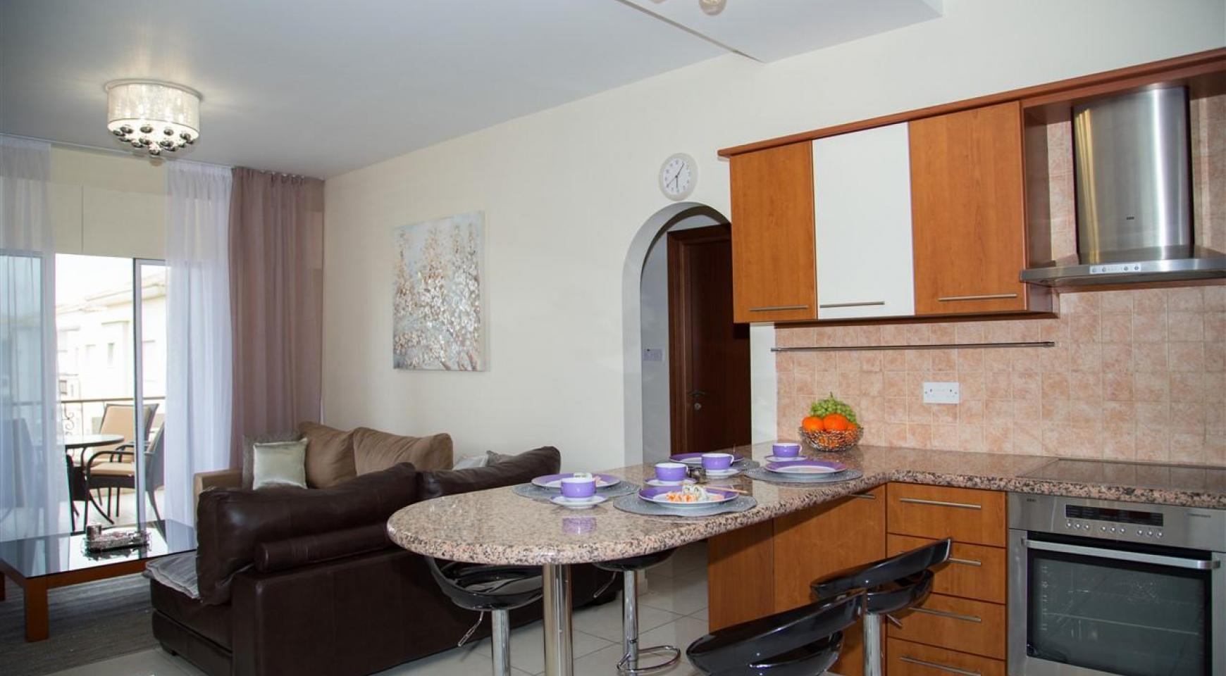 Luxury 2 Bedroom Apartment Mesogios Iris 304 in the Tourist area near the Beach - 11