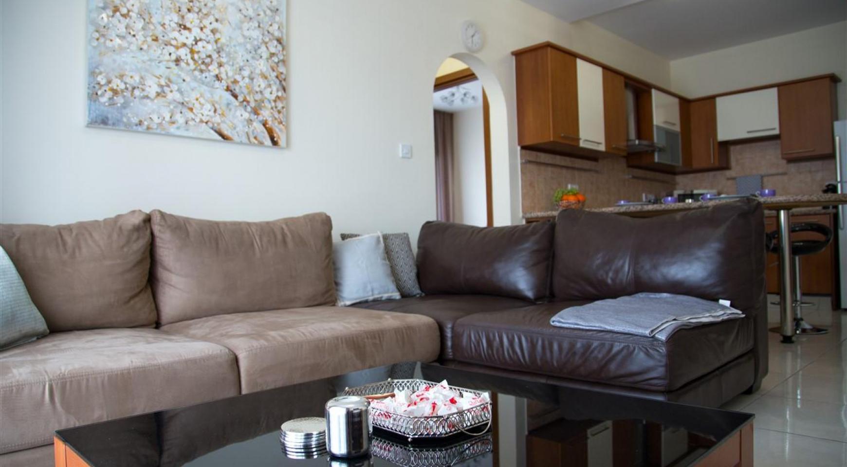 Luxury 2 Bedroom Apartment Mesogios Iris 304 in the Tourist area near the Beach - 5