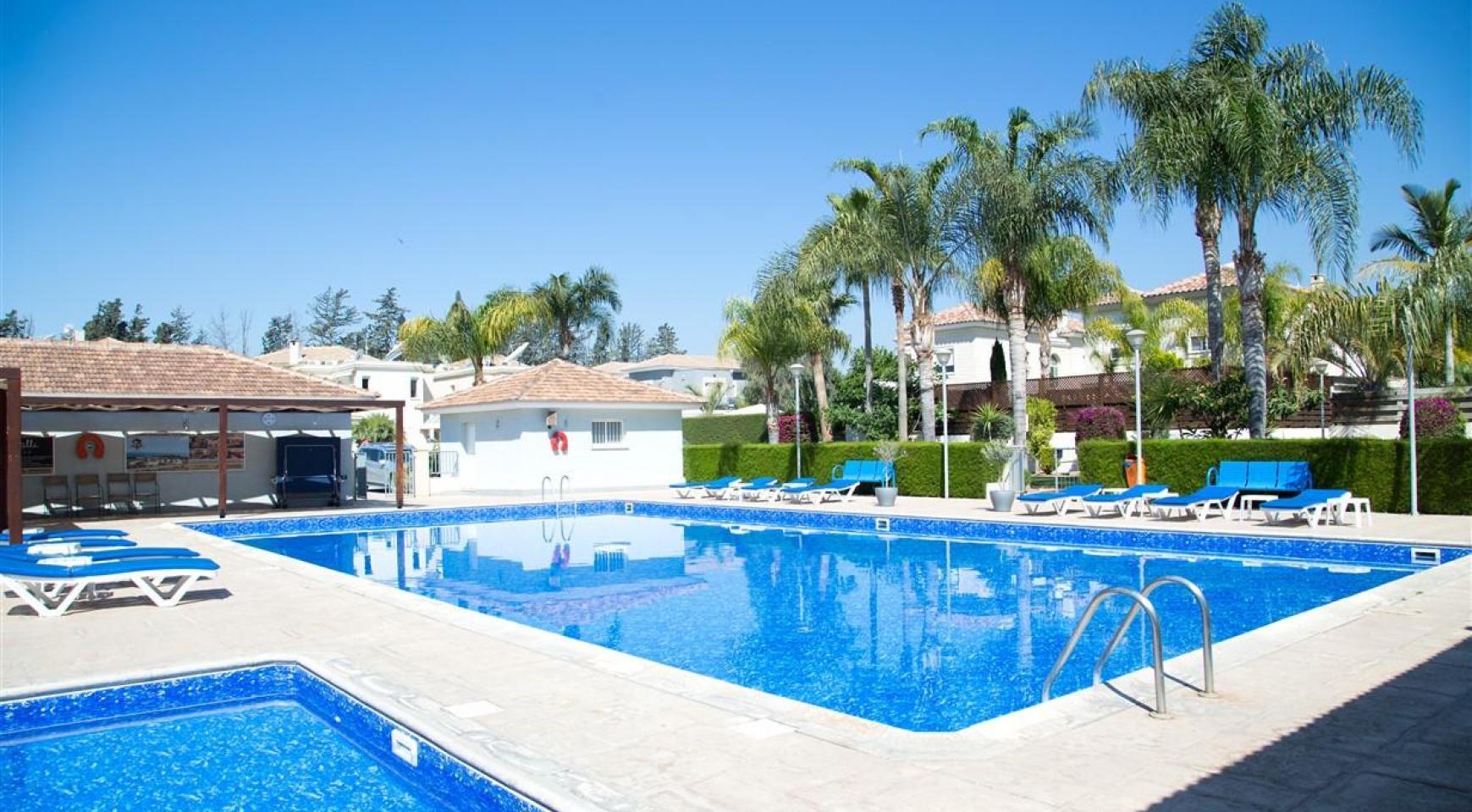 Luxury 2 Bedroom Apartment Mesogios Iris 304 in the Tourist area near the Beach - 32