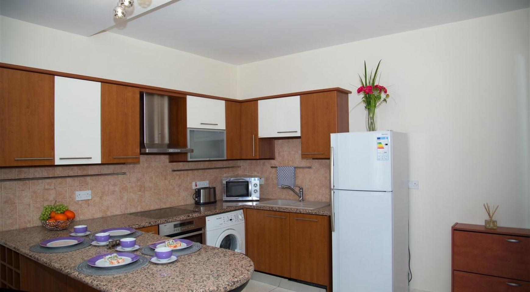 Luxury 2 Bedroom Apartment Mesogios Iris 304 in the Tourist area near the Beach - 10