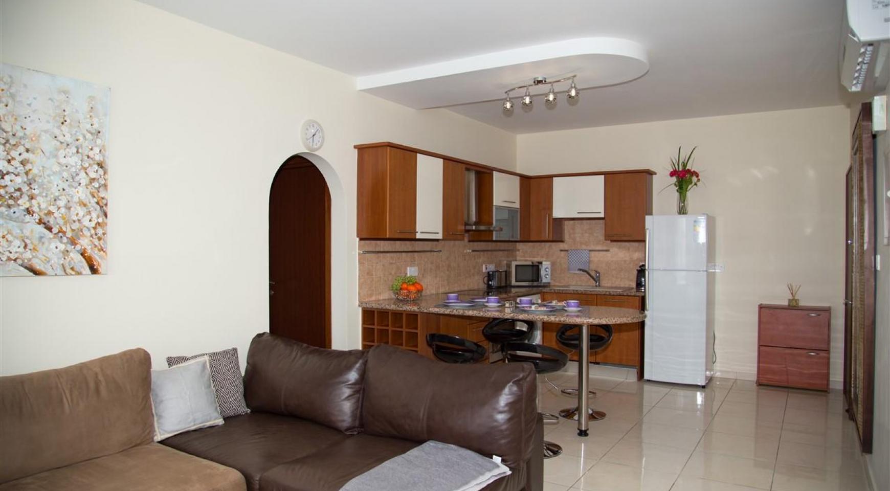 Luxury 2 Bedroom Apartment Mesogios Iris 304 in the Tourist area near the Beach - 8