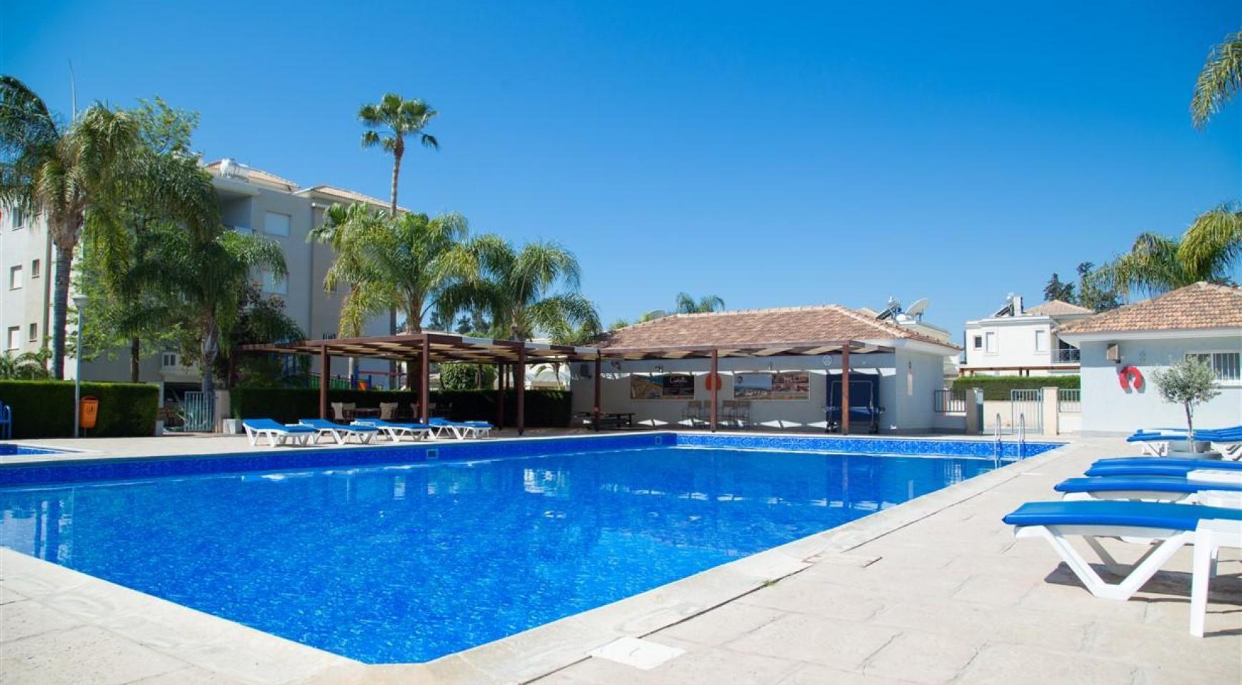 Luxury 2 Bedroom Apartment Mesogios Iris 304 in the Tourist area near the Beach - 27