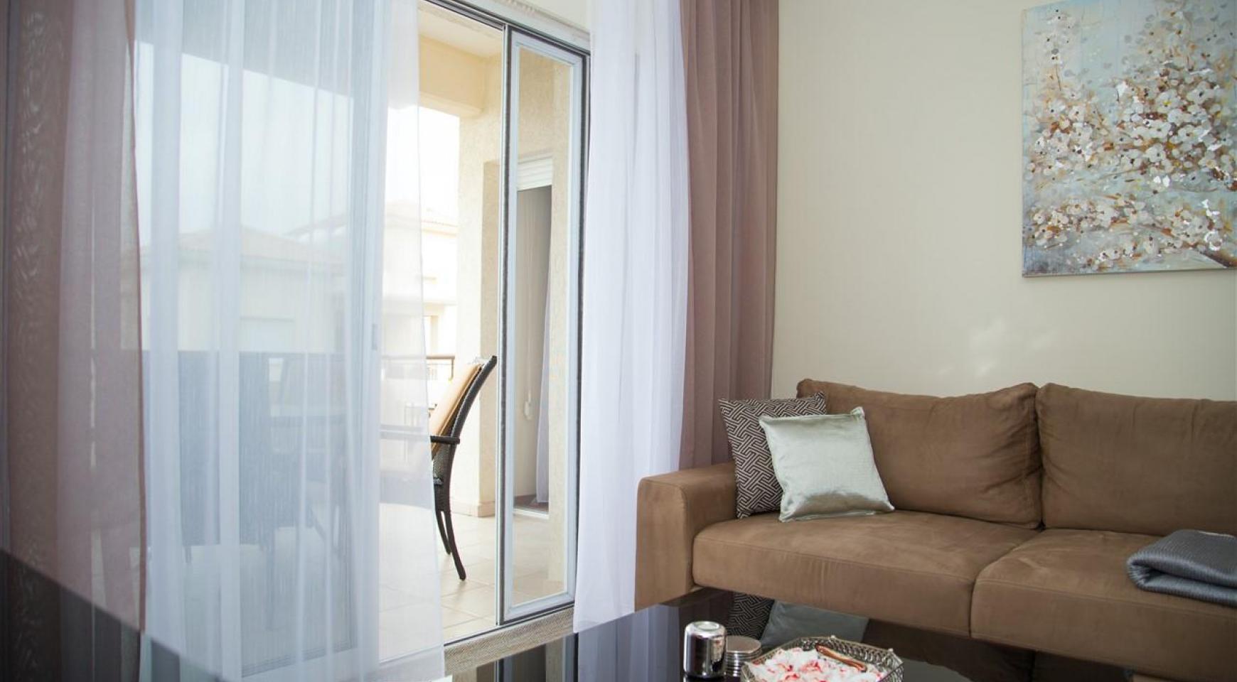 Luxury 2 Bedroom Apartment Mesogios Iris 304 in the Tourist area near the Beach - 4