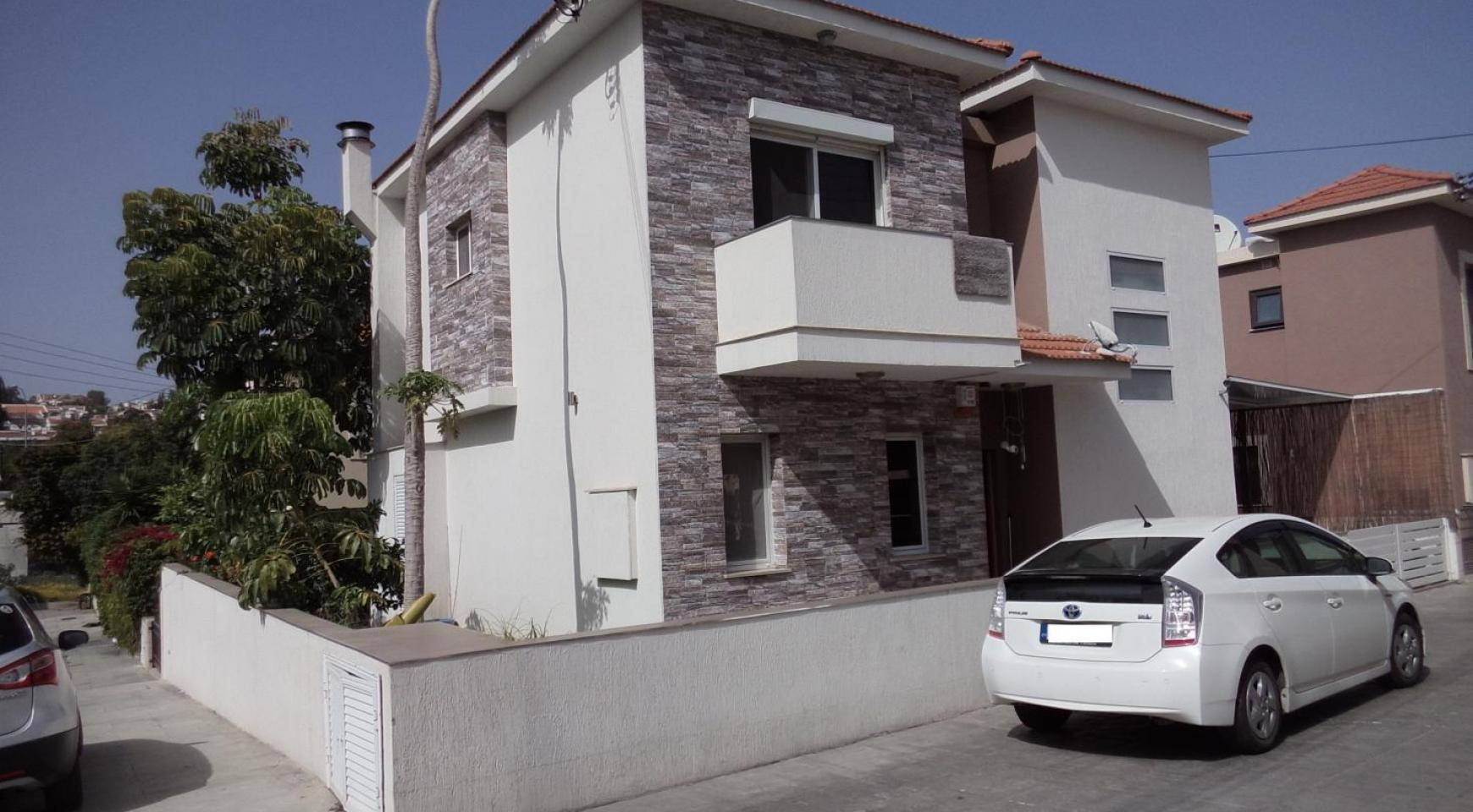 Modern House in Columbia Area of Germasogeia - 1