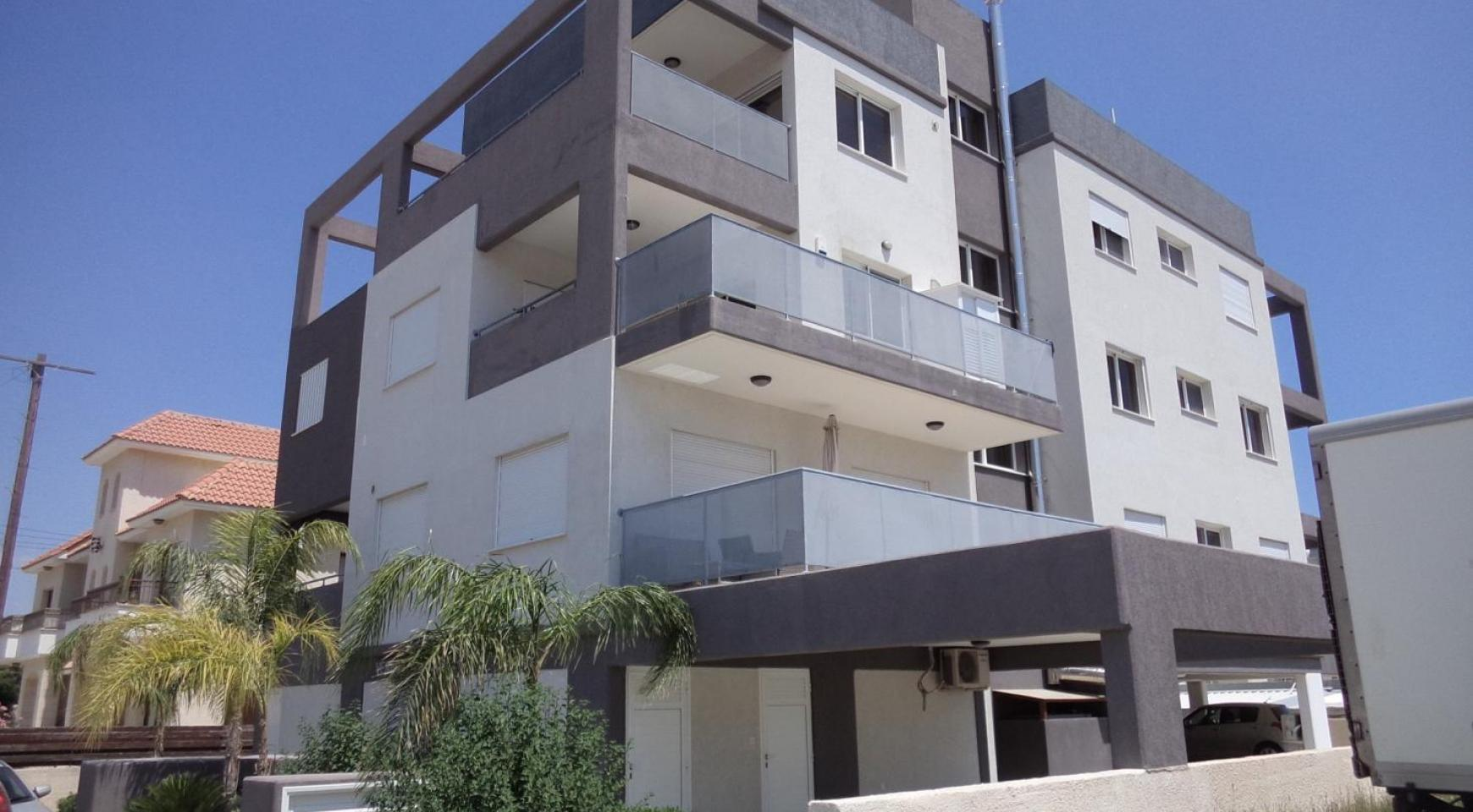 Modern 2 Bedroom Apartment in Agios Athanasios - 1