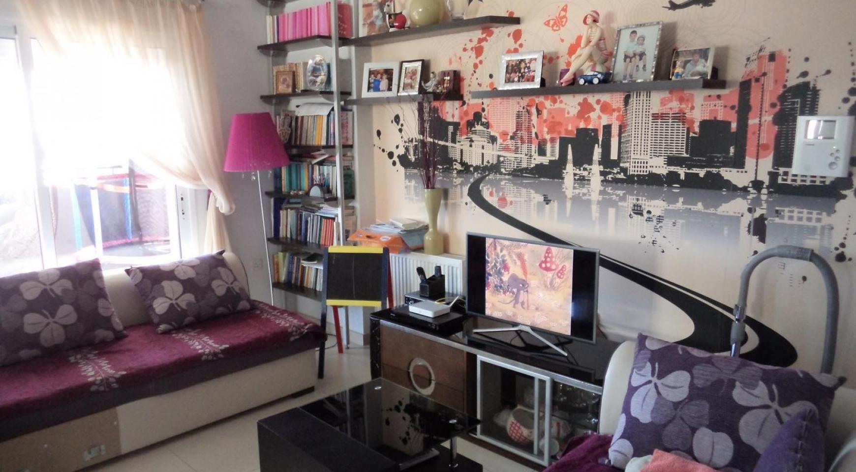 Modern 2 Bedroom Apartment in Agios Athanasios - 6