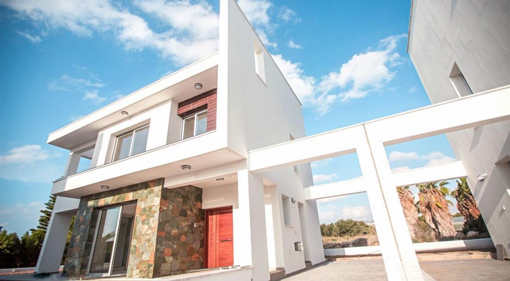 Modern 3 Bedroom Villa in Chloraka - 10