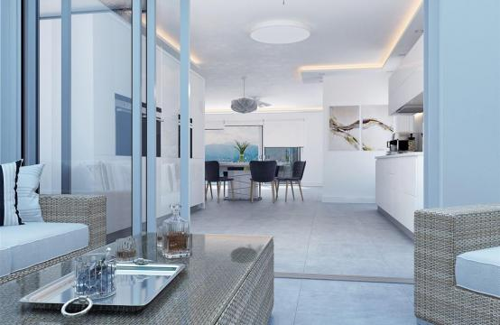 Modern 3 Bedroom Penthouse with Roof Garden in Neapolis Area