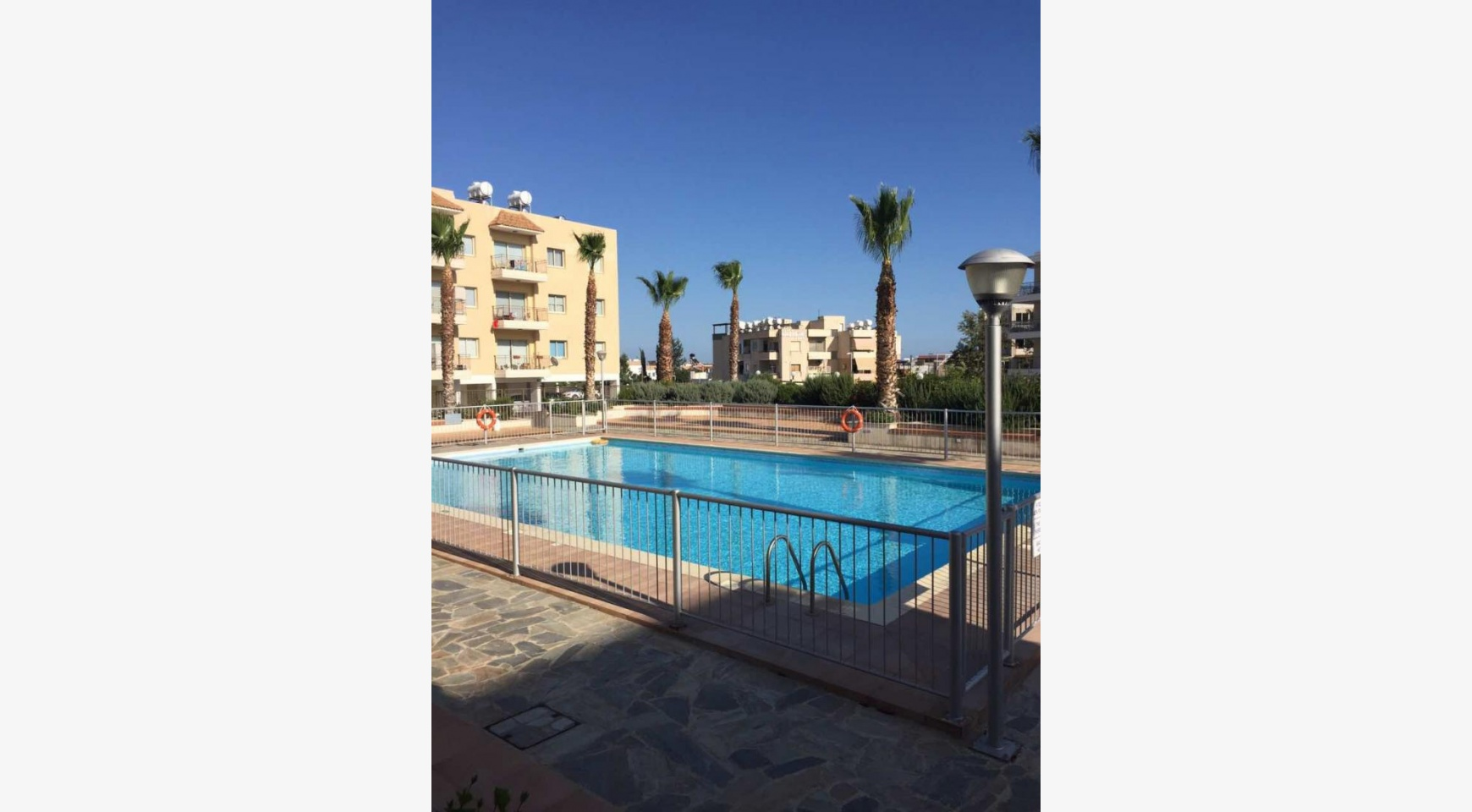 Spacious One bedroom Apartment in Mesa Geitonia Area - 1