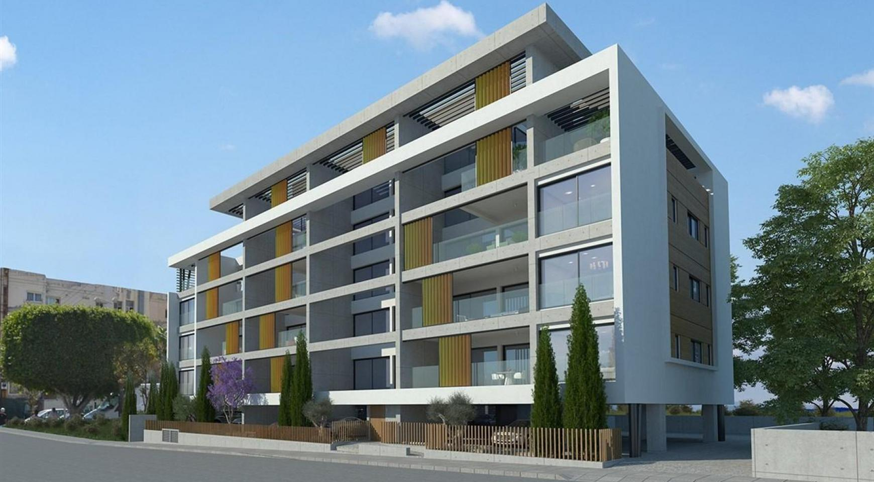Modern 2 Bedroom Apartment in a New Complex near the Sea - 2
