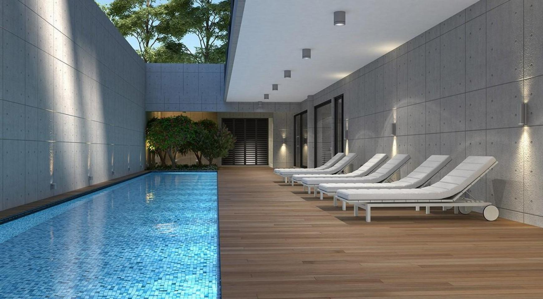 Modern 3 Bedroom Apartment in a New Complex near the Sea - 6