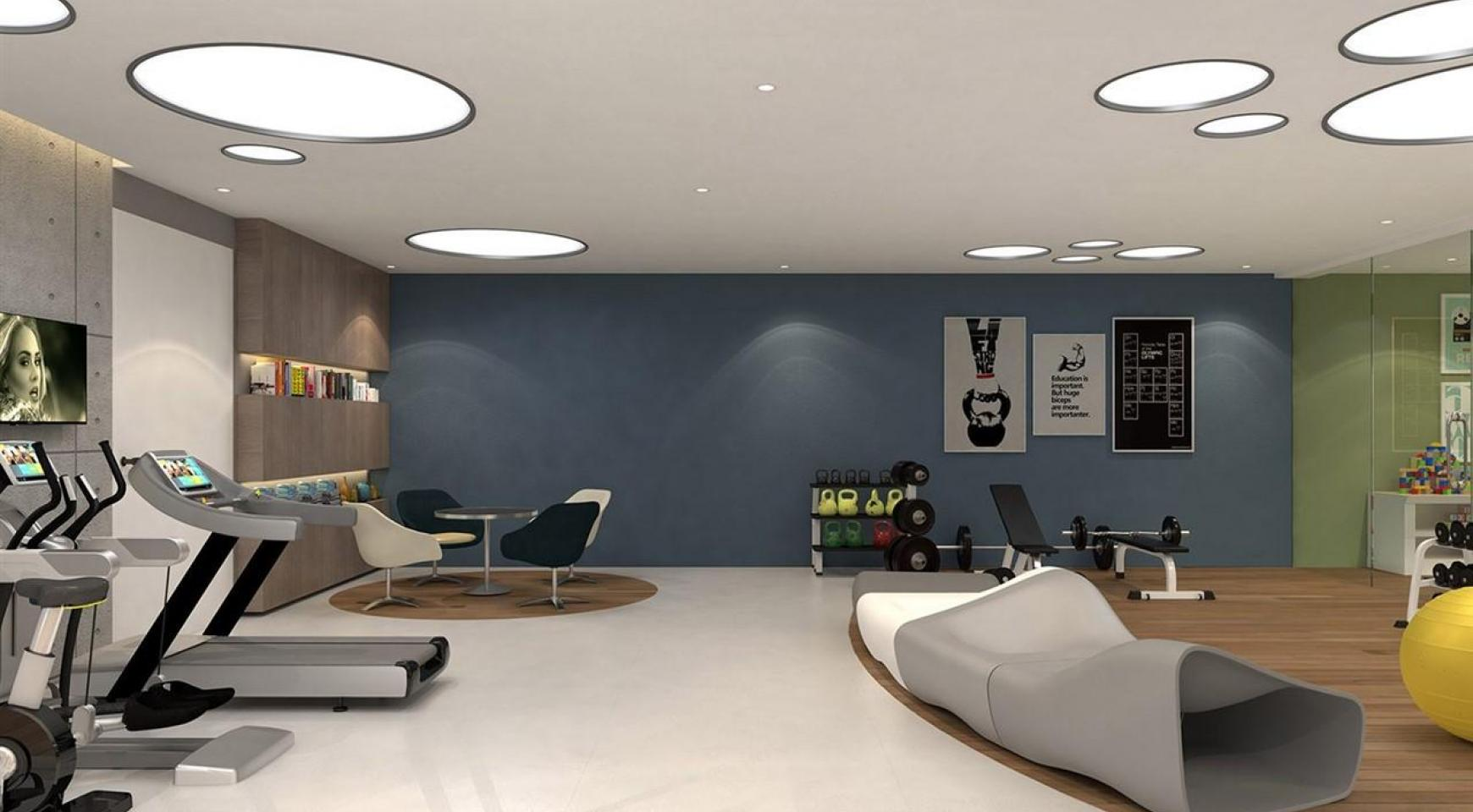 Modern 3 Bedroom Apartment in a New Complex near the Sea - 17