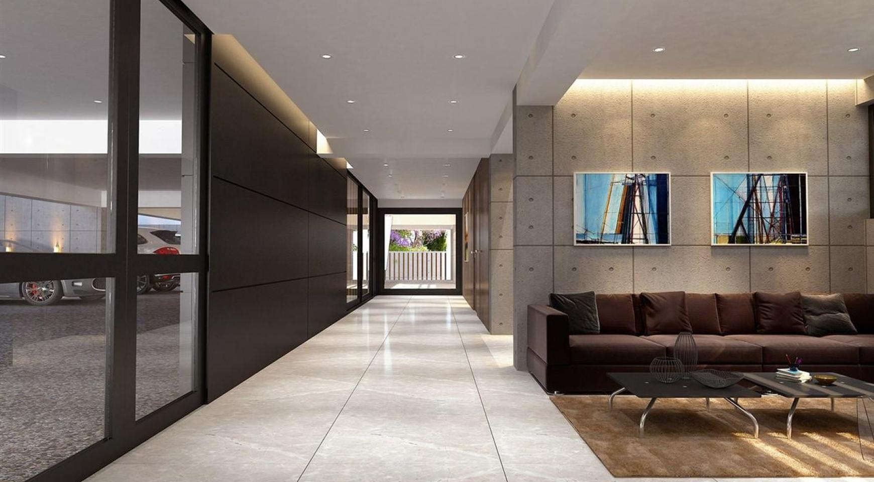 Modern 3 Bedroom Apartment in a New Complex near the Sea - 20