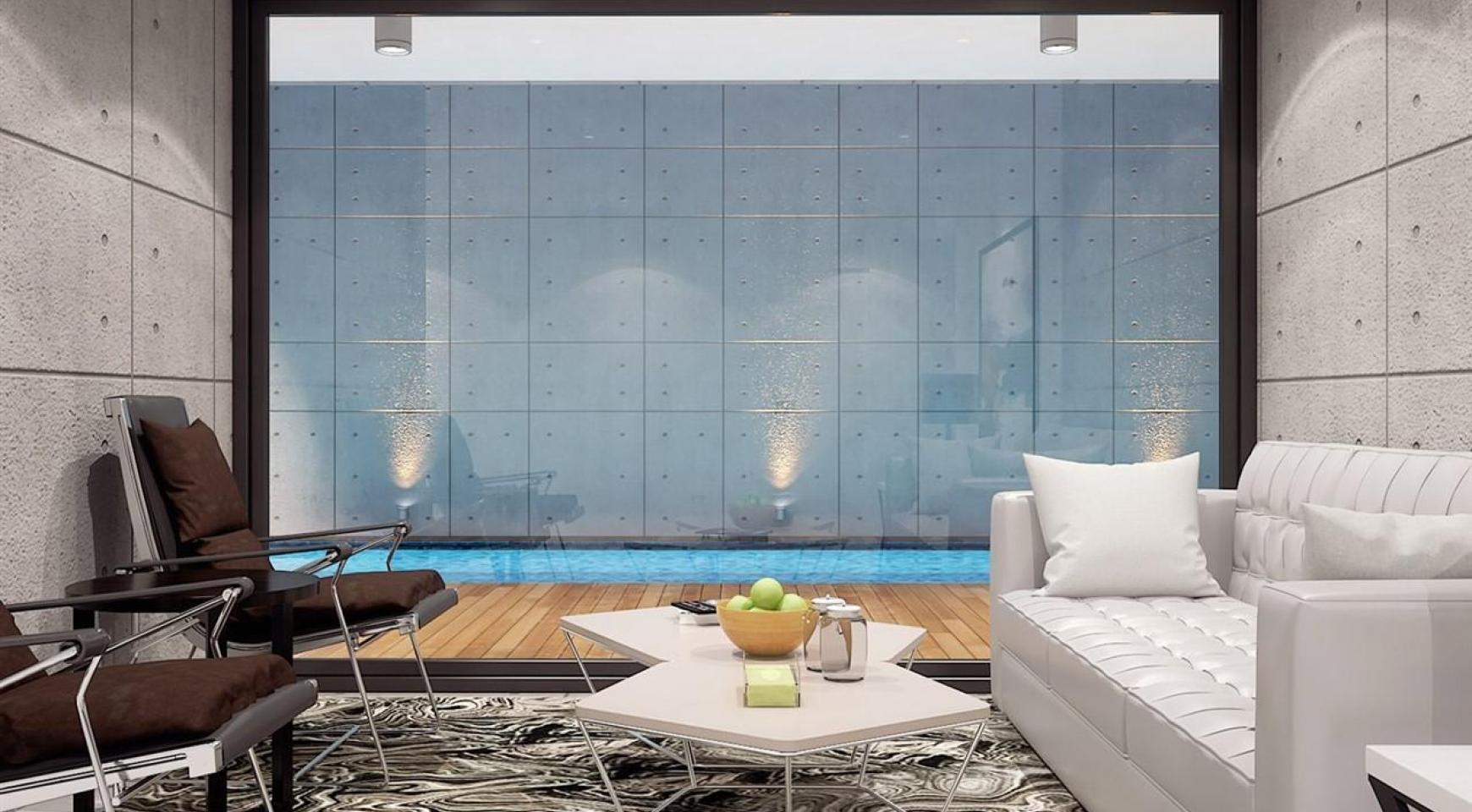 Modern 3 Bedroom Apartment in a New Complex near the Sea - 24