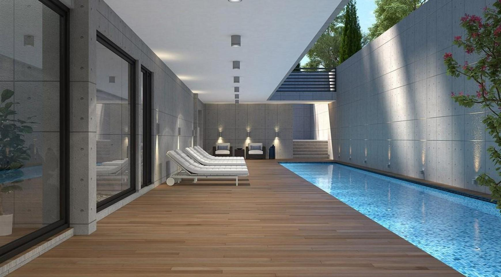 Modern 3 Bedroom Penthouse in a New Complex near the Sea - 6