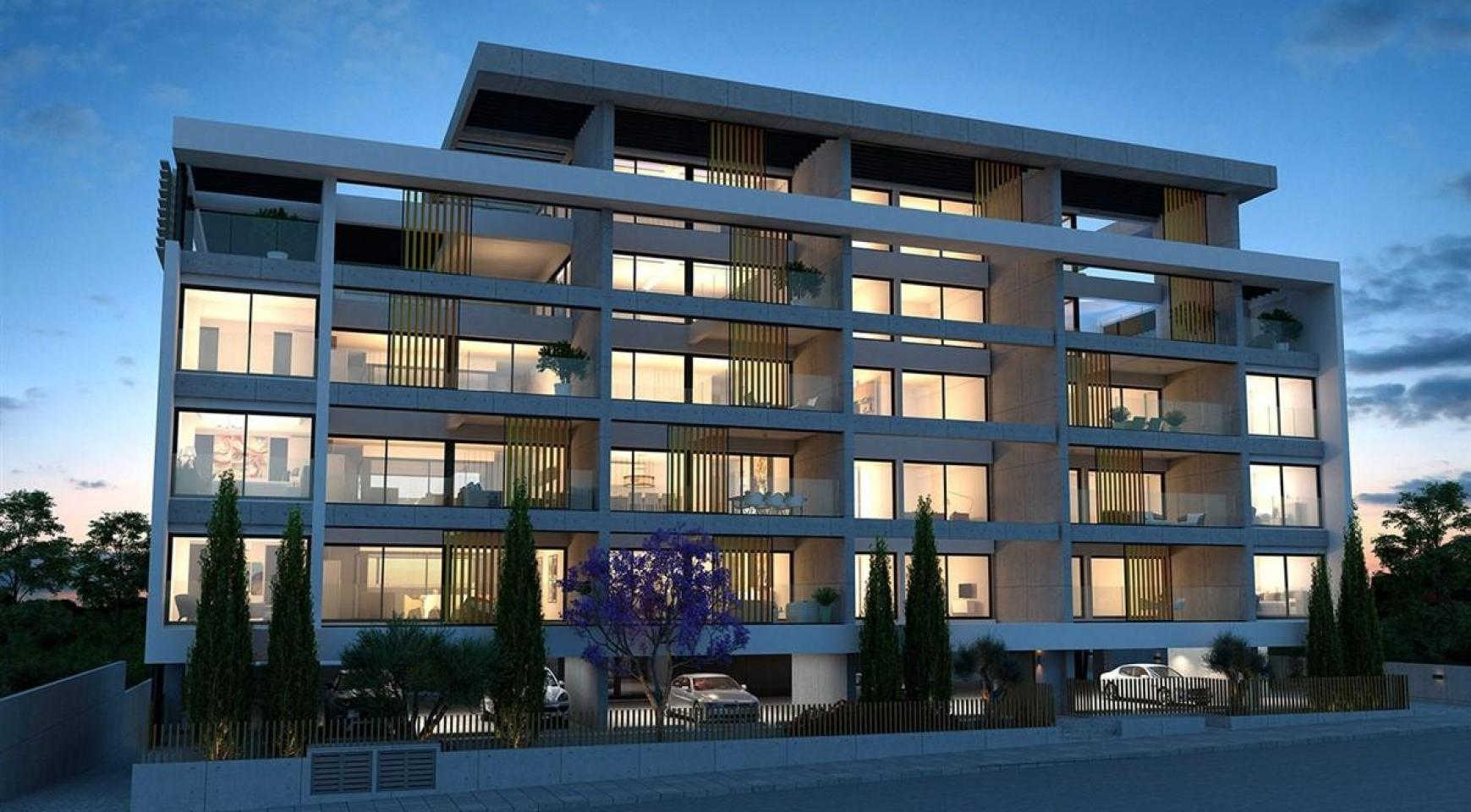 Modern 3 Bedroom Penthouse in a New Complex near the Sea - 3
