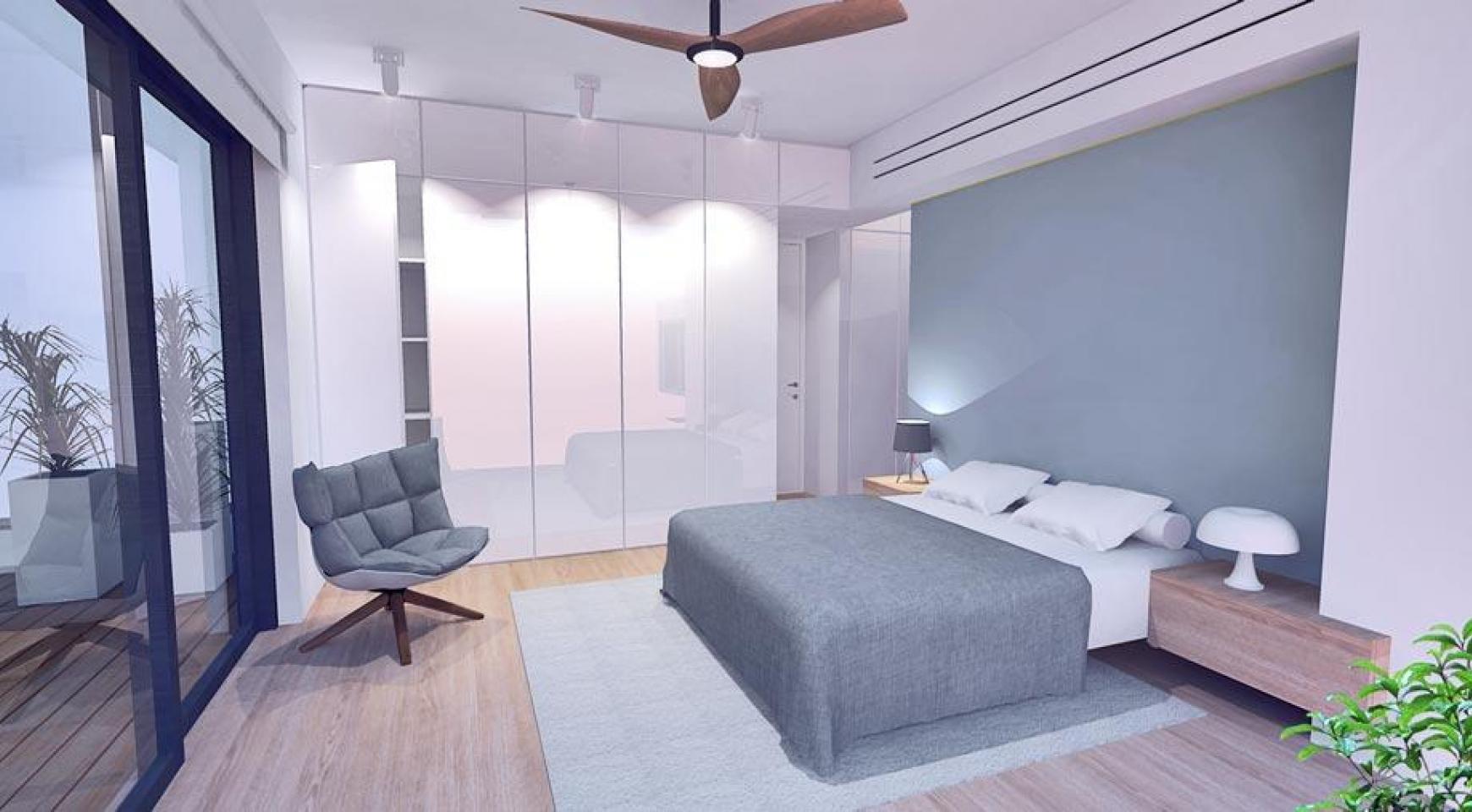 Spacious 4 Bedroom Villa in a New Complex in Agios Athanasios - 9