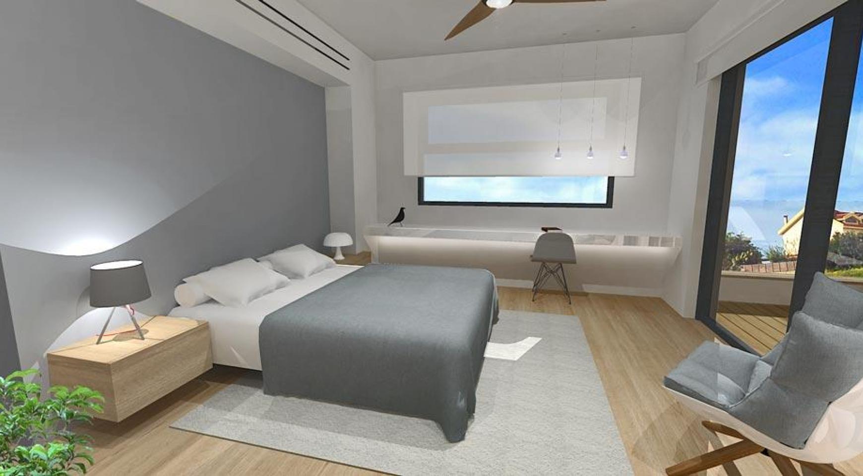 Spacious 4 Bedroom Villa in a New Complex in Agios Athanasios - 10
