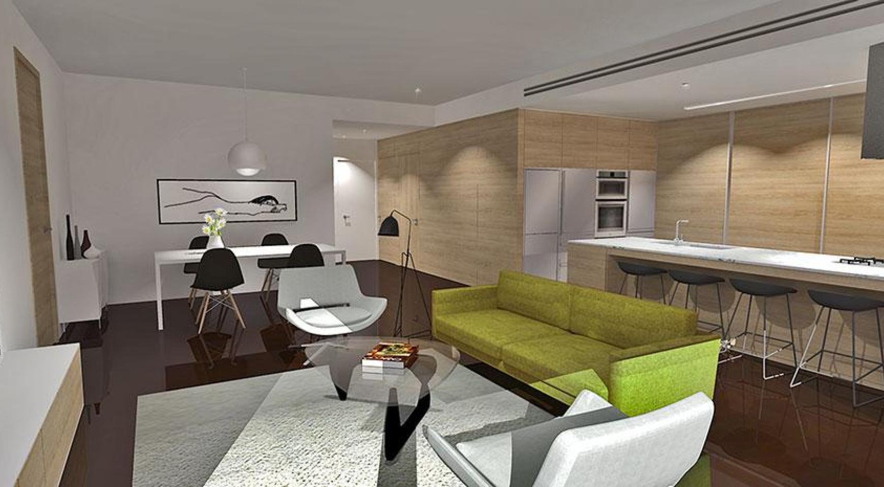 Spacious 4 Bedroom Villa in a New Complex in Agios Athanasios - 4