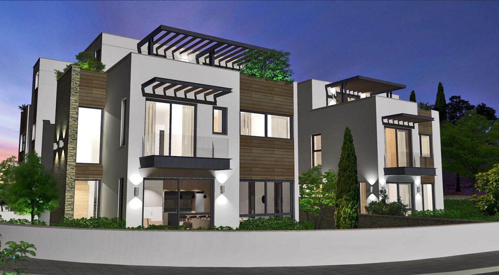 Spacious 4 Bedroom Villa in a New Complex in Agios Athanasios - 8