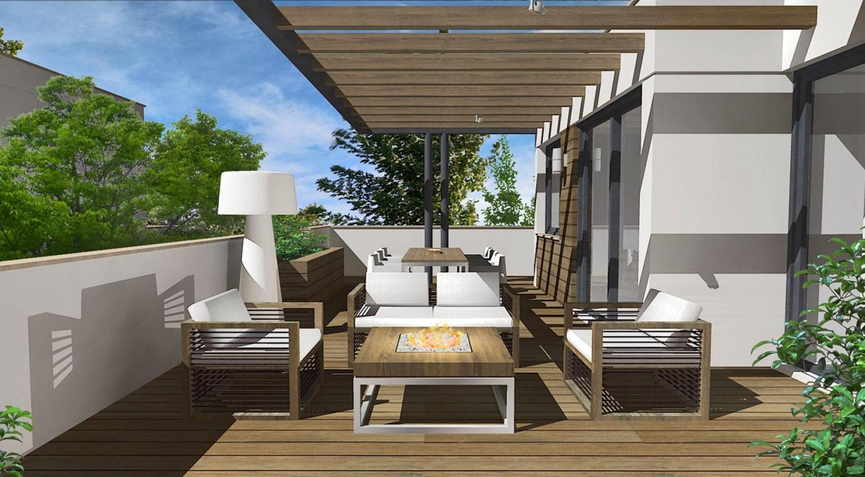 Spacious 4 Bedroom Villa in a New Complex in Agios Athanasios - 3