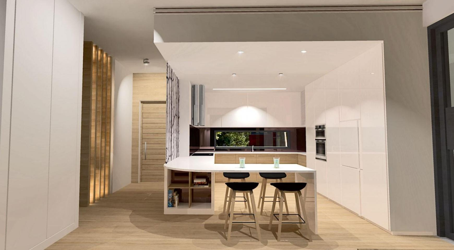 Spacious 4 Bedroom Villa in a New Complex in Agios Athanasios Area - 9