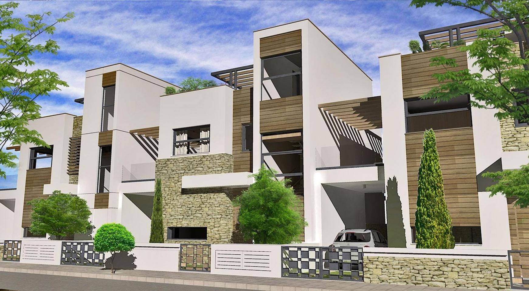 Spacious 4 Bedroom Villa in a New Complex in Agios Athanasios Area - 4