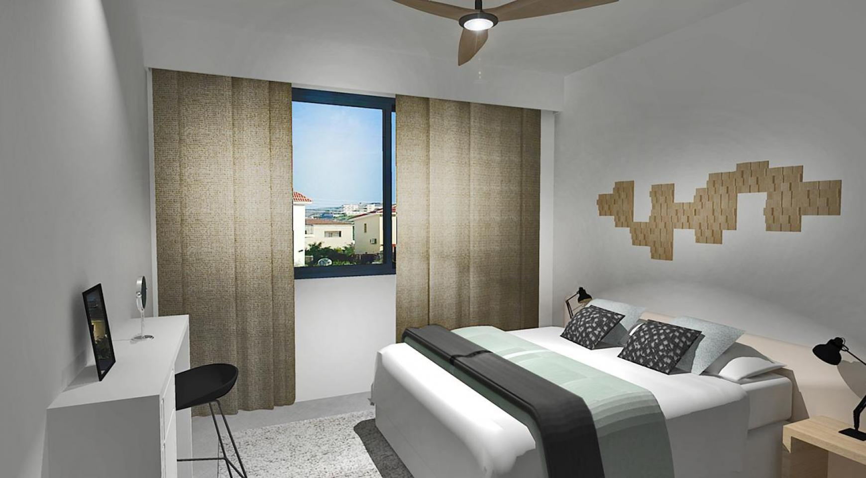 Contemporary 2 Bedroom Apartment in a New Complex in Agios Athanasios  - 7