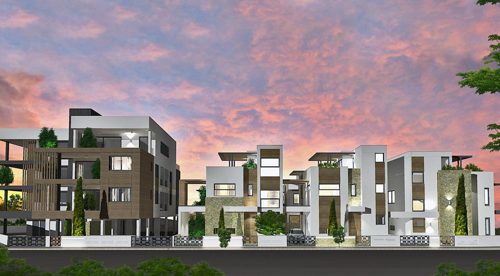 Modern 3 Bedroom Apartment in a New Complex in Agios Athanasios - 15