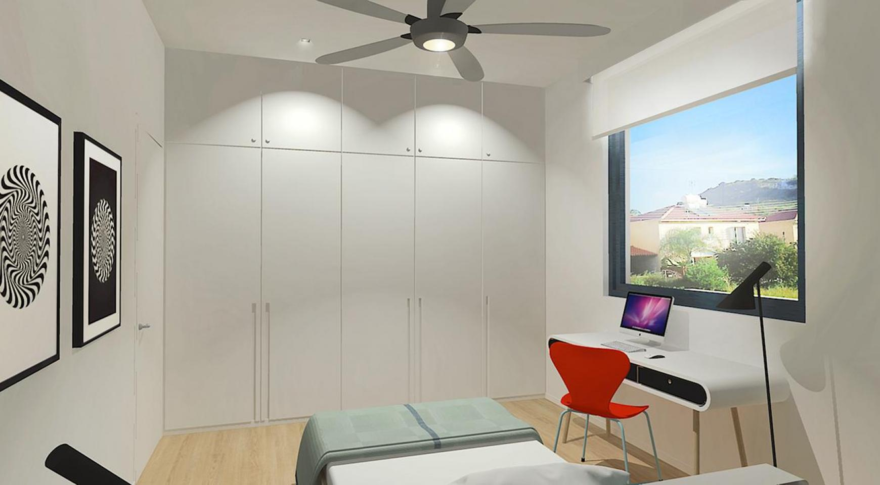 Modern 3 Bedroom Apartment in a New Complex in Agios Athanasios - 10