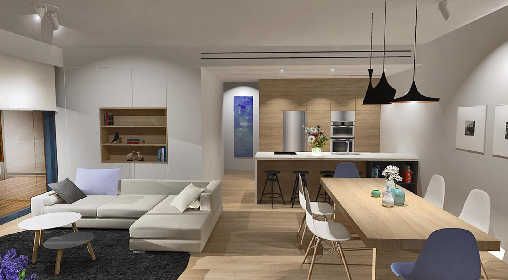 Modern 3 Bedroom Apartment in a New Complex in Agios Athanasios - 5