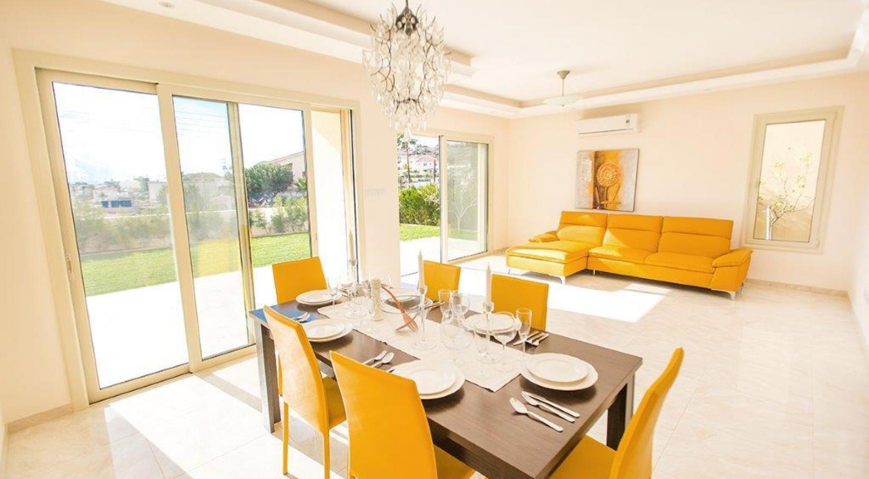 New Modern 4 Bedroom Villa in Mouttagiaka Area - 15