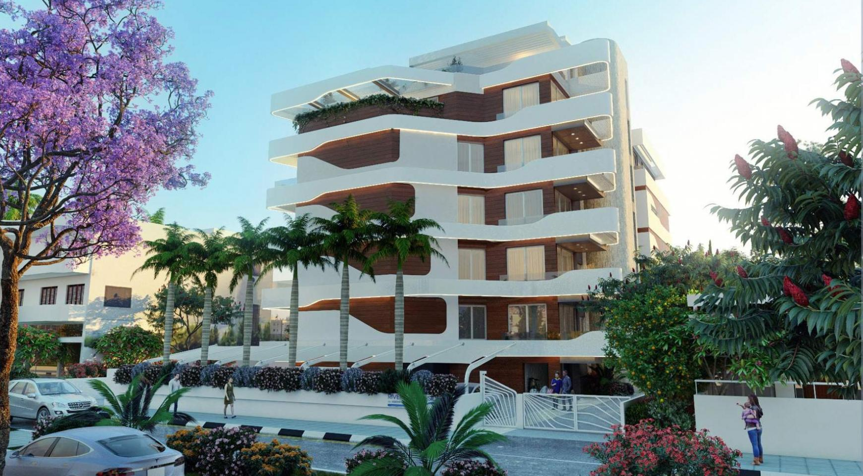 New 2 Bedroom Apartment in a Contemporary Complex near the Sea - 6