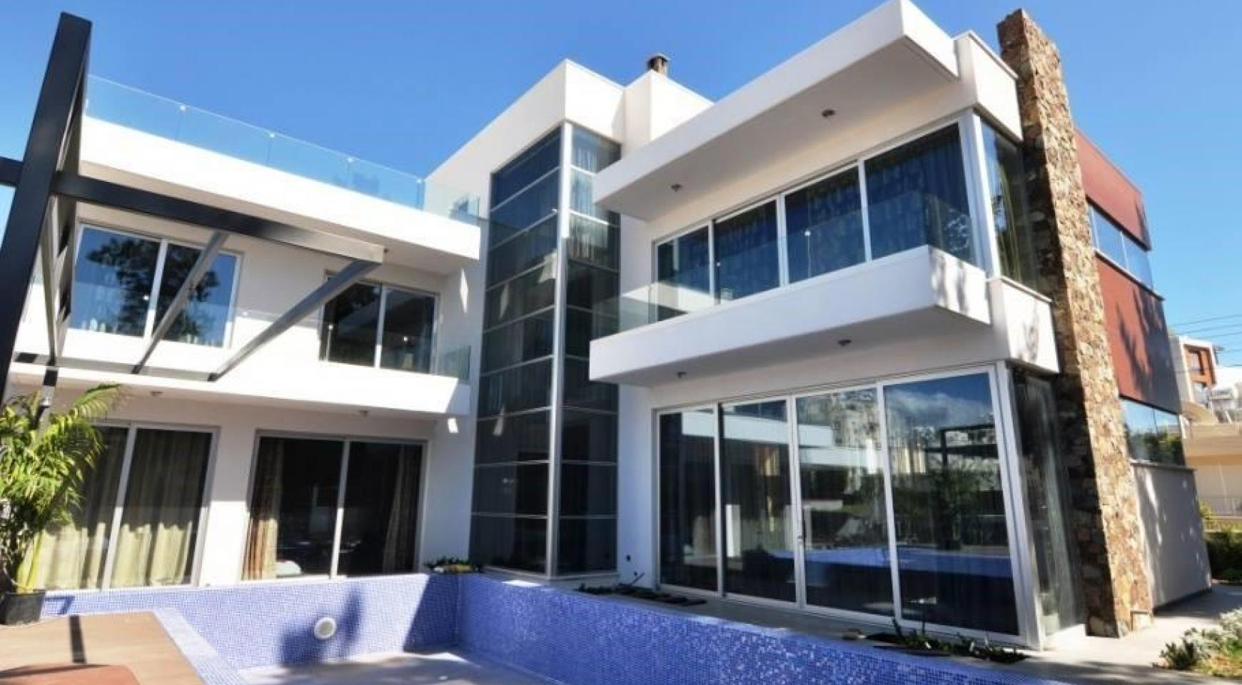 Luxurious Modern 5 Bedroom Villa near the Sea - 2