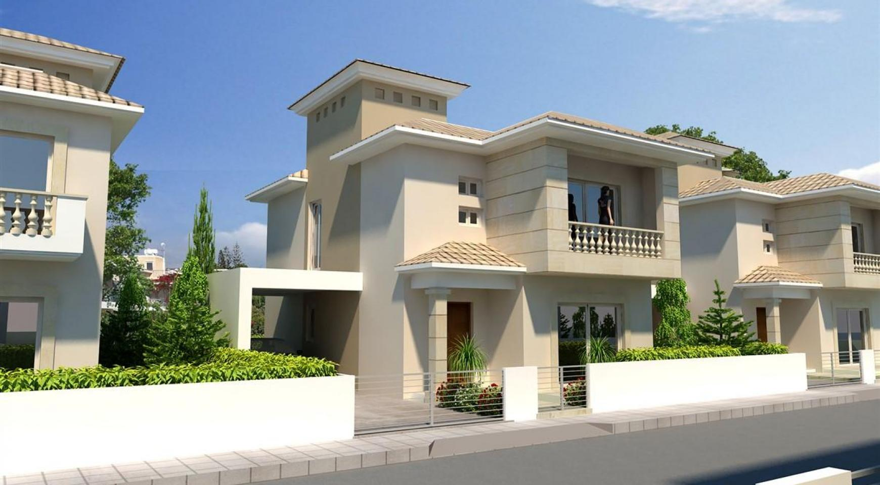3 Bedroom Villa in a New Project - 21