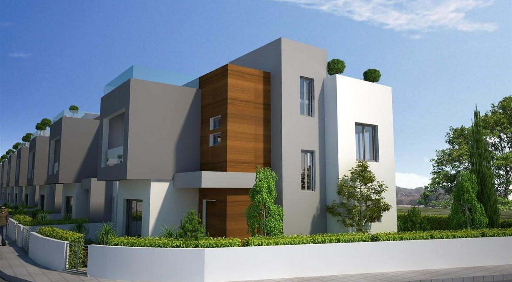 3 Bedroom Villa in a New Project - 39