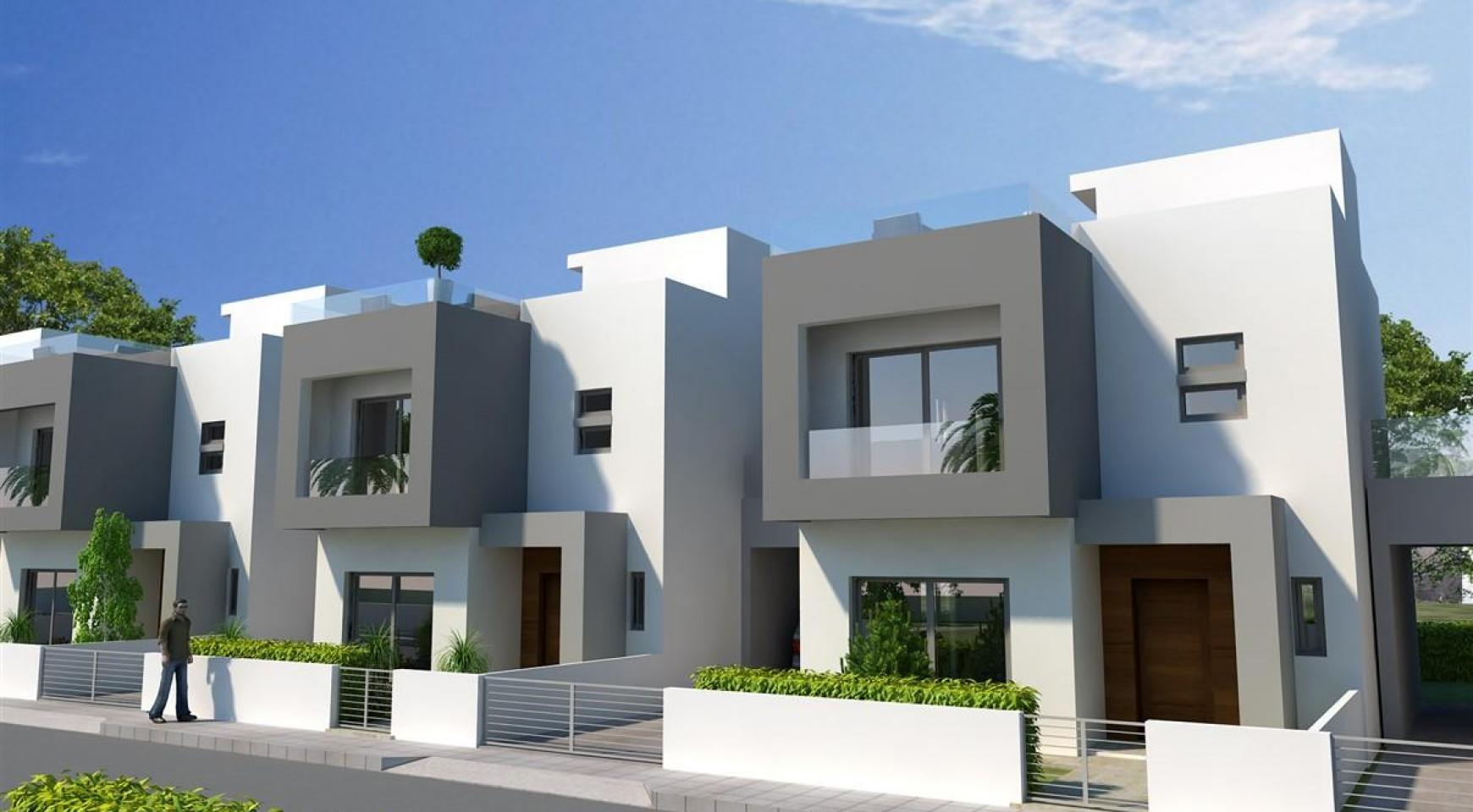 3 Bedroom Villa in a New Project - 1