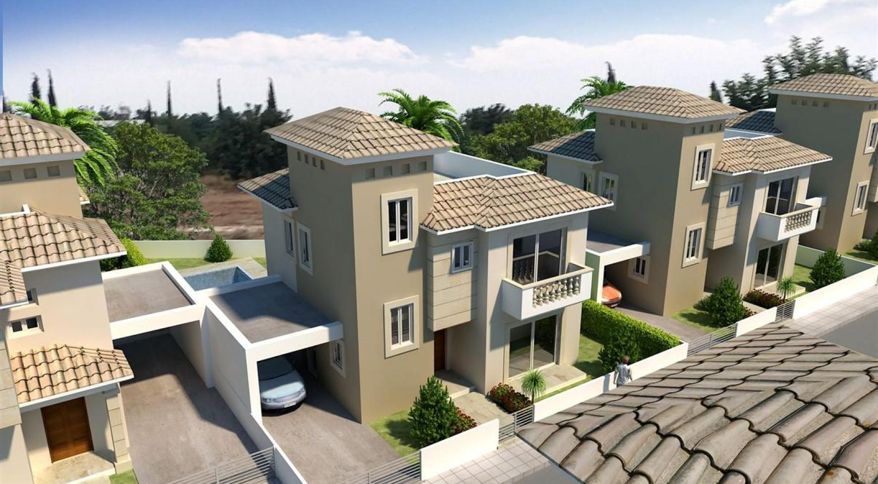3 Bedroom Villa in a New Project - 4