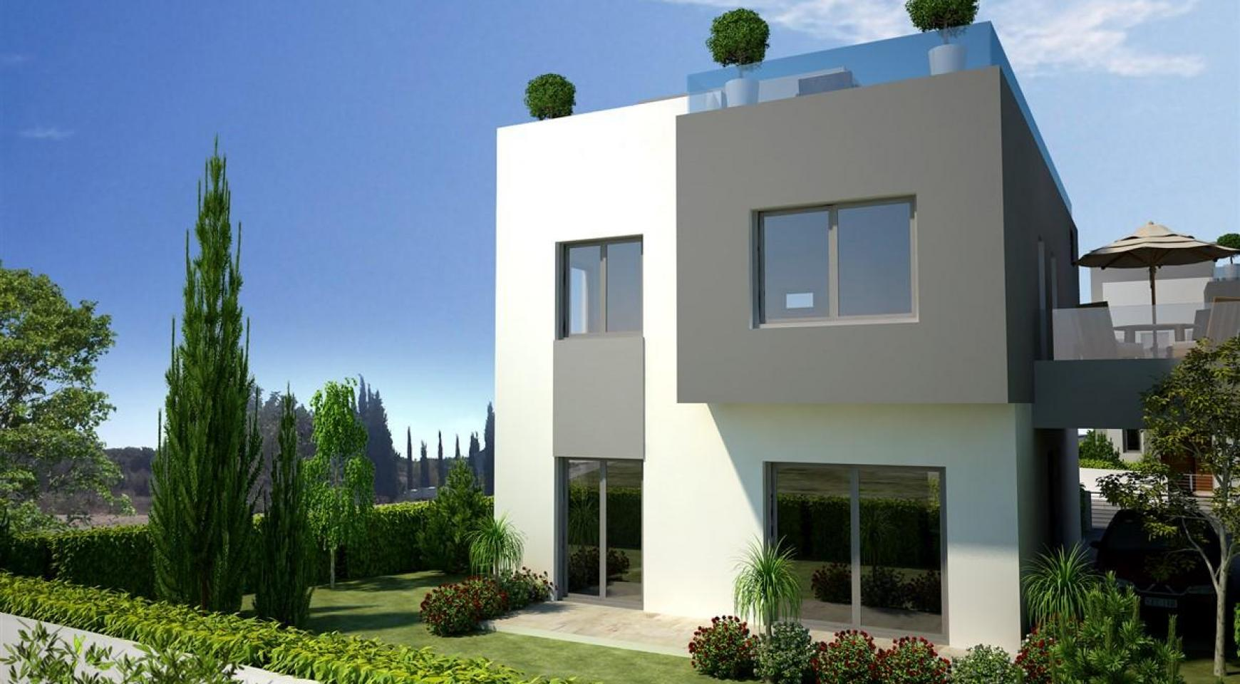 Modern 3 Bedroom Villa in a New Project - 31