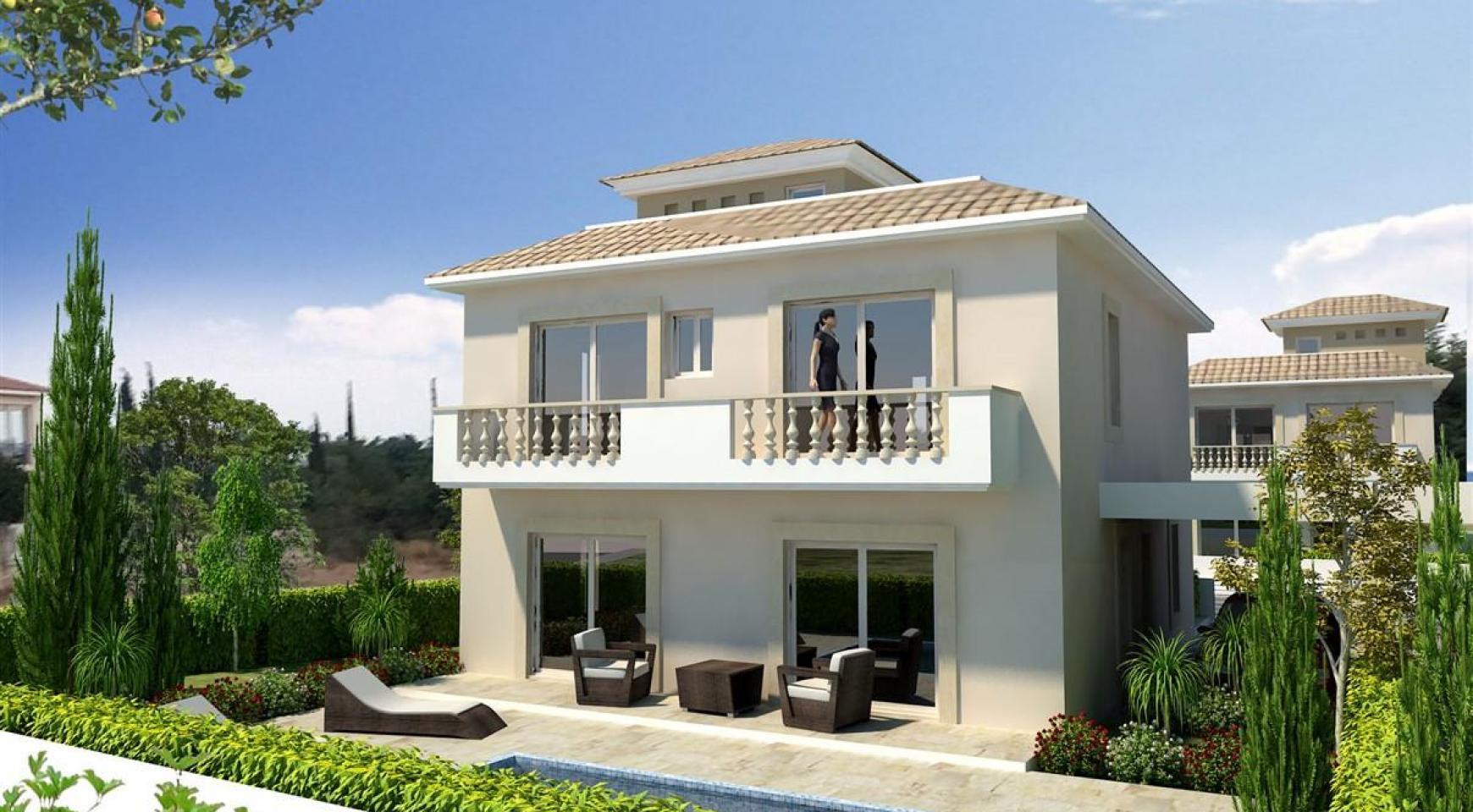 Modern 3 Bedroom Villa in a New Project - 10
