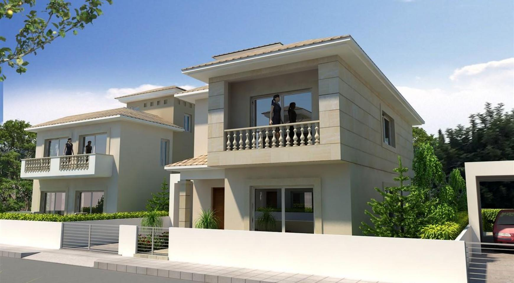 Modern 3 Bedroom Villa in a New Project - 13
