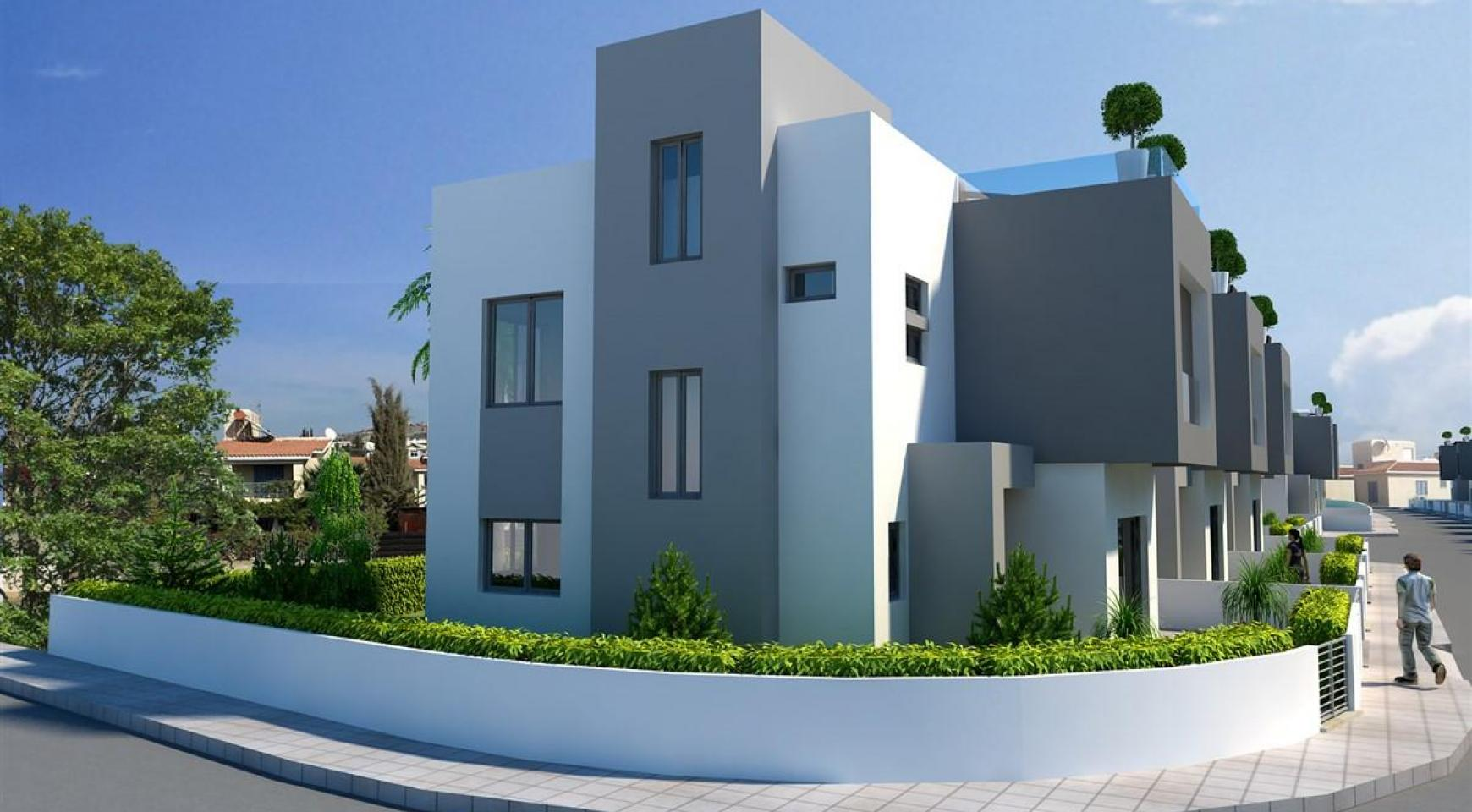 Modern 3 Bedroom Villa in a New Project - 38