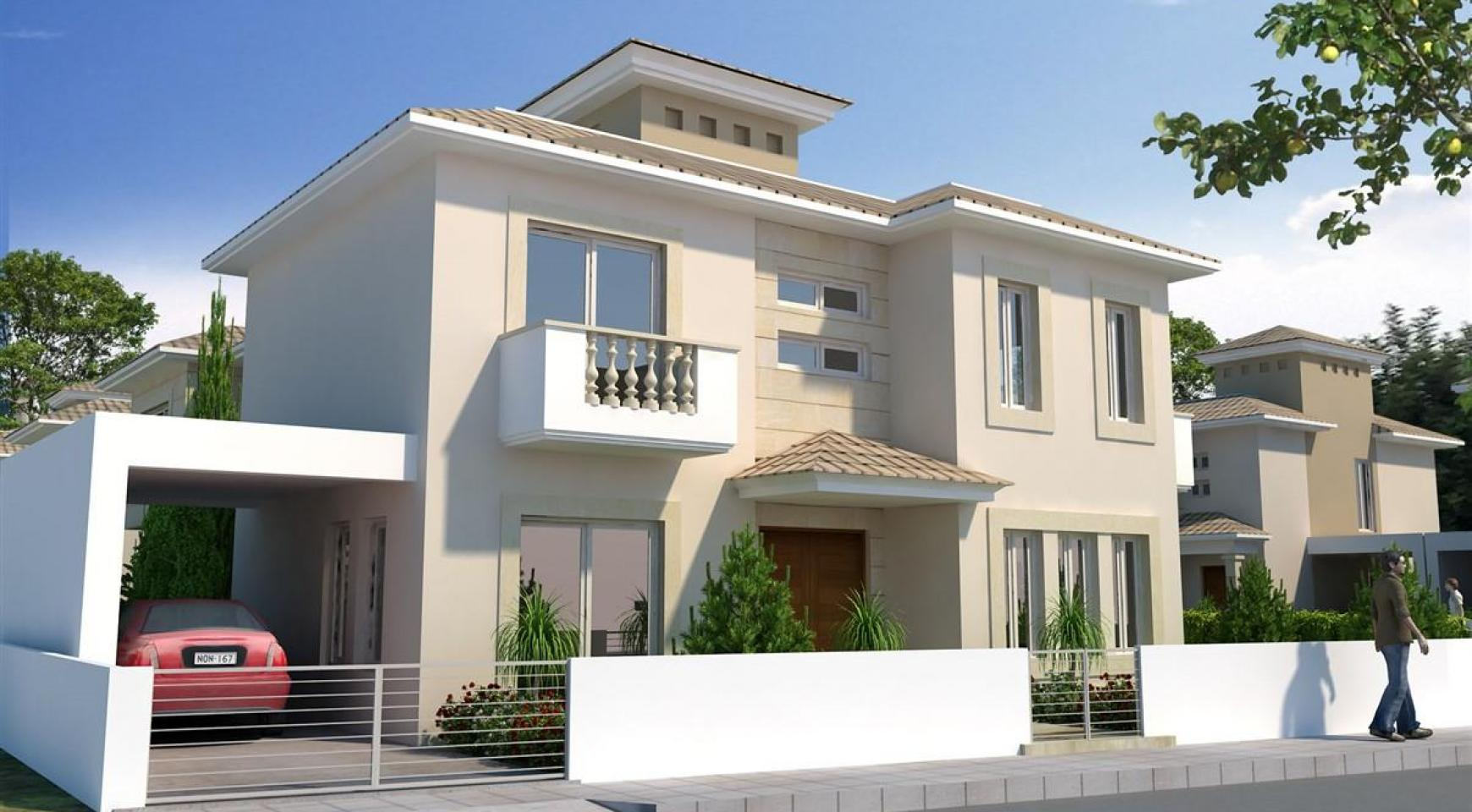 Modern 3 Bedroom Villa in a New Project - 12
