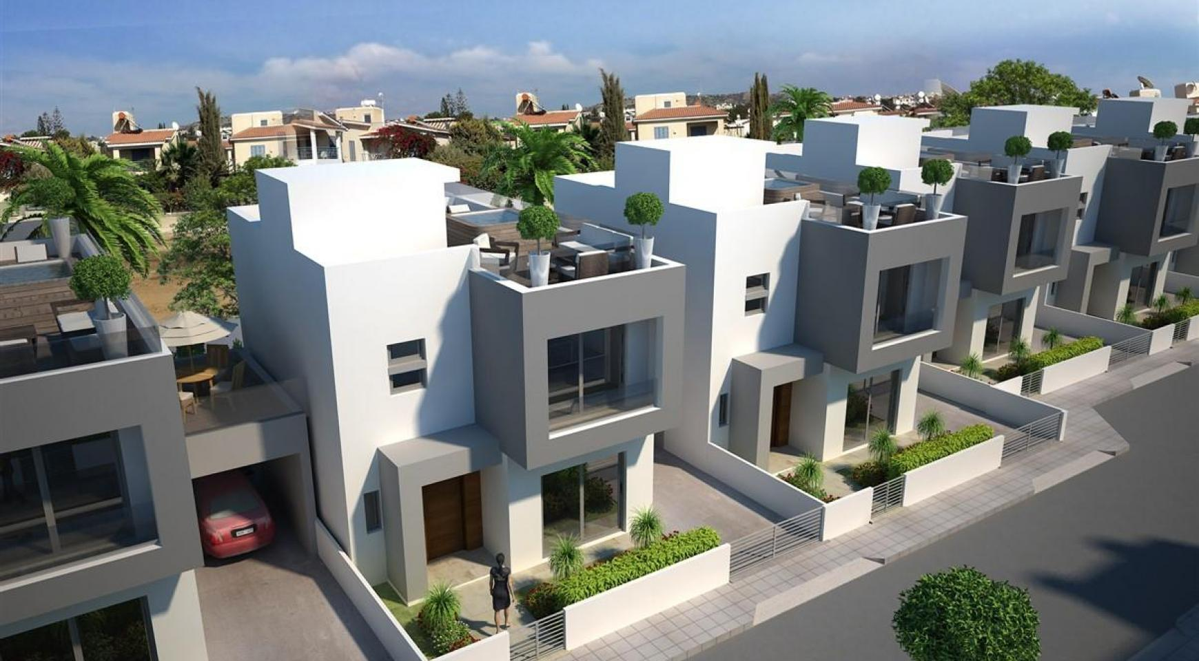 Modern 3 Bedroom Villa in a New Project - 28