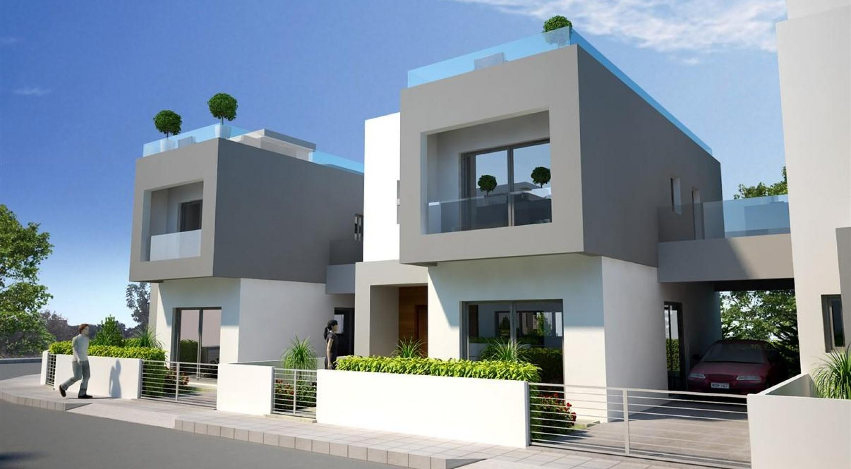 Modern 3 Bedroom Villa in a New Project - 33