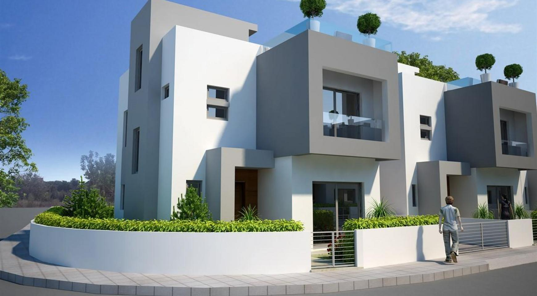 Modern 3 Bedroom Villa in a New Project - 27