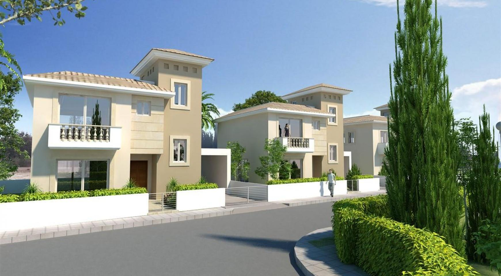 3 Bedroom Villa in a New Project - 23